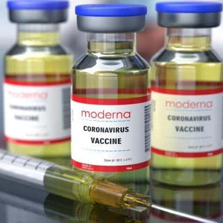 Vacinas Pfizer e Moderna são eficazes contra variantes indianas, diz estudo - Reprodução