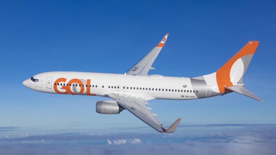 Gol: Média diária de voos sobe 34% em outubro em relação a setembro - Gol_737ng_01