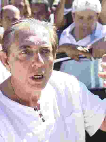 O médium goiano João Teixeira de Faria, conhecido como João de Deus                              -                                 MARCELO CAMARGO/AGÊNCIA BRASIL