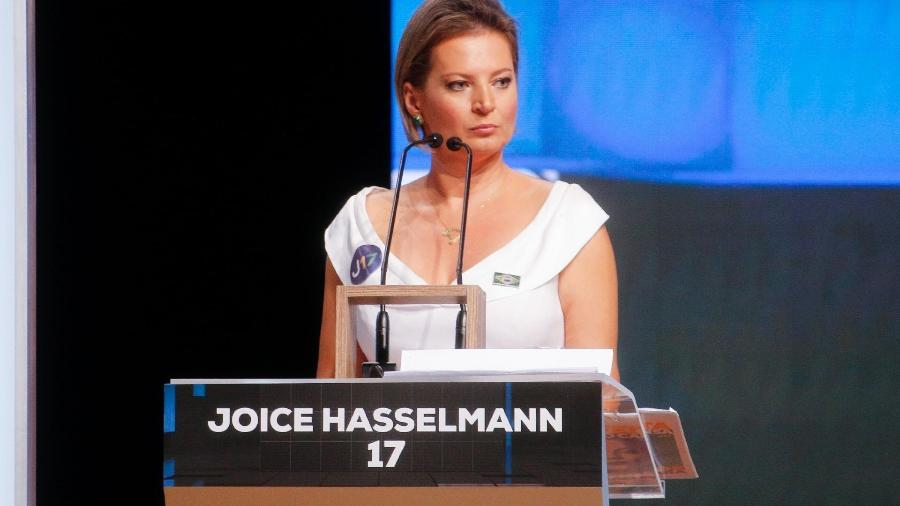 Joice Hasselmann, candidata derrotada do PSL à Prefeitura de São Paulo - Reprodução / Internet