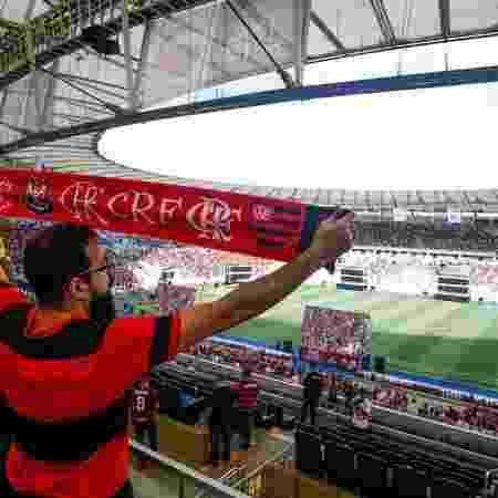 Maracanã, no Rio, vai receber jogos quando o Campeonato Brasileiro 2020 começar - GettyImages