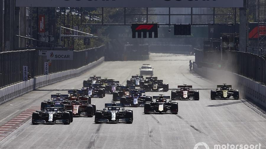F1: GP do Azerbaijão foi confirmado com portões fechados - Divulgação