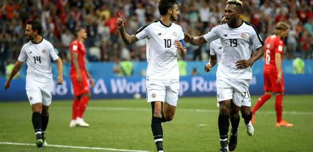 Bryan Ruiz, que defendeu a Costa Rica na Copa, é o reforço mais próximo no momento