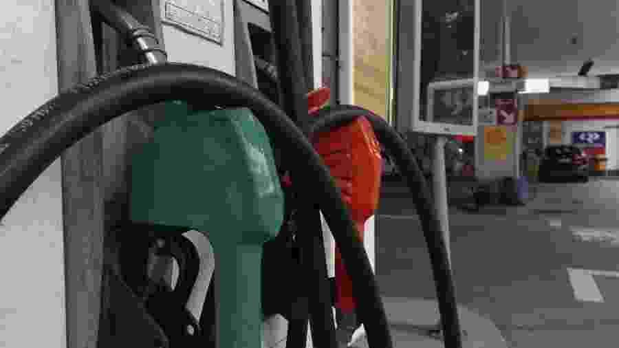 Preços da gasolina e etanol sobem nos postos na semana, diz ANP; diesel recua -                                 Fernando Frazão/Agência Brasil