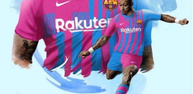 'Depay melhor que Neymar', diz jornal sobre novo atacante do Barça