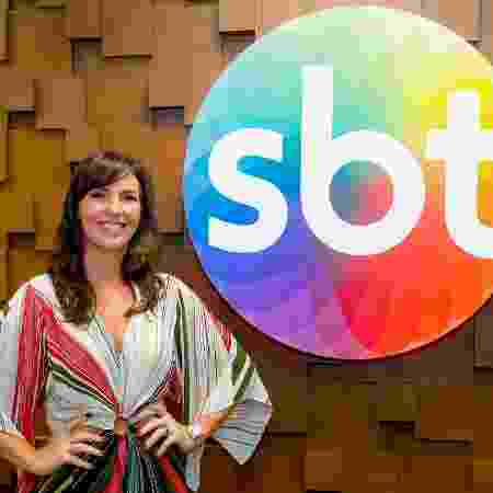 Glenda Kozlowski no SBT  - Gabriel Cardoso/SBT