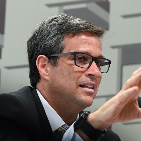 O presidente do Banco Central, Roberto Campos Neto - Marcos Oliveira/Agência Senado