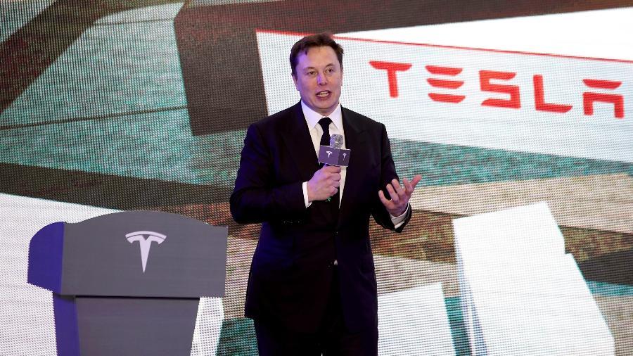 Valor de mercado da Tesla supera US$800 bilhões pela primeira vez - Aly Song/Reuters
