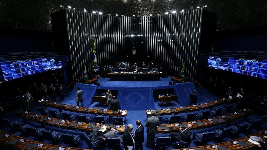 Senado - Reuters
