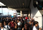 Passageiros da Linha Sul do metrô enfrentam problemas nesta terça