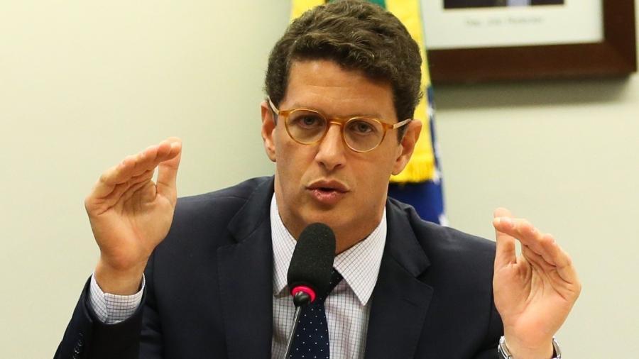 Ricardo Salles questionou judicialmente, via AGU, declarações críticas à sua gestão - José Cruz/Agência Brasil