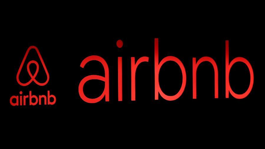 Logomarca do Airbnb - Issei Kato/Reuters