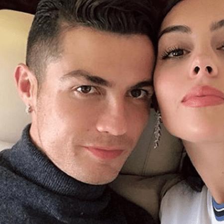 Cristiano Ronaldo e Georgina Rodríguez - Instagram