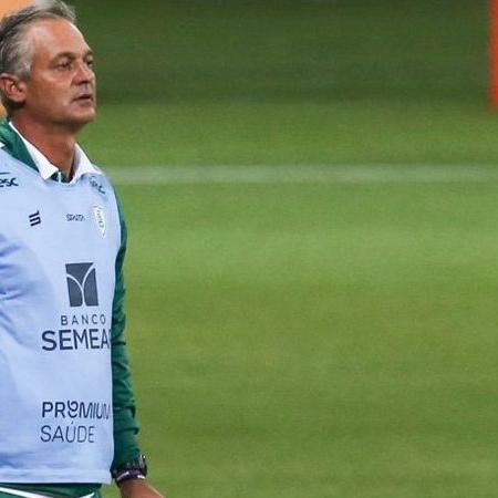 Lisca em ação pelo América Mineiro - GettyImages