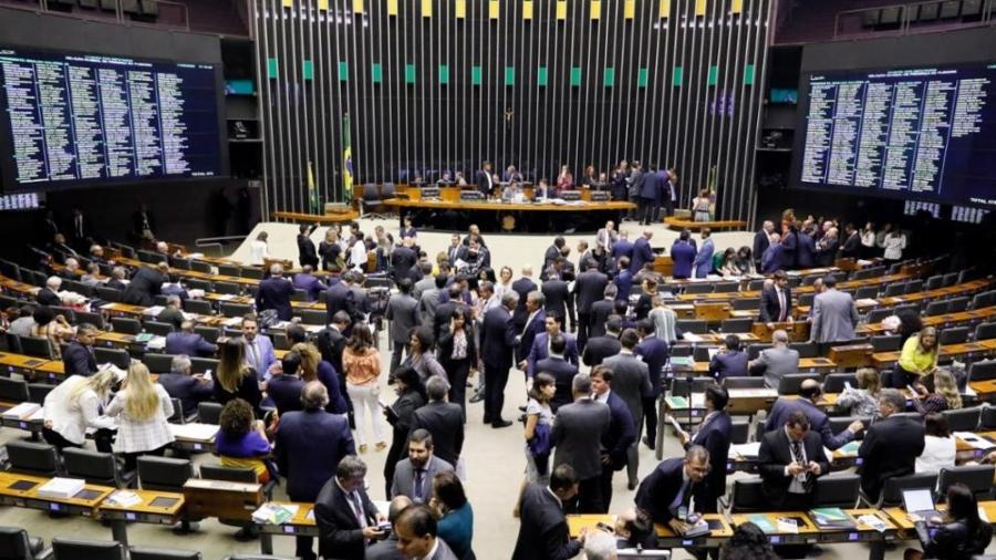Plenário da Câmara dos Deputados  -  Luís Macedo/Câmara dos Deputados