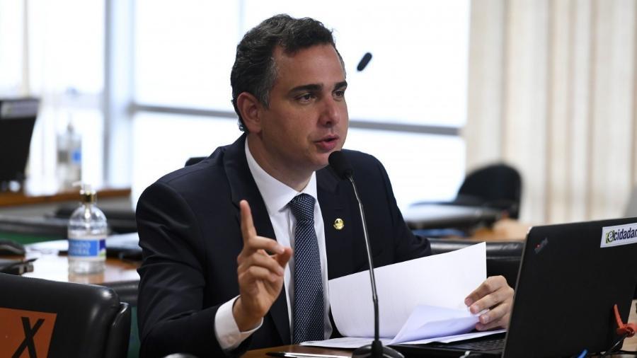 Pacheco admite possibilidade de fatiar PEC Emergencial e destravar auxílio -                                 EDILSON RODRIGUES/AGêNCIA SENADO