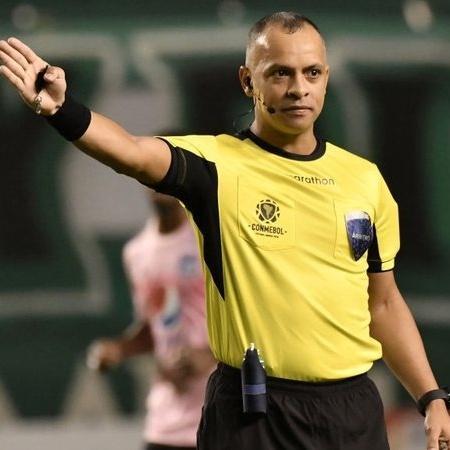 Wilton Pereira Sampaio é considerado árbitro da elite pela Conmebol - GettyImages
