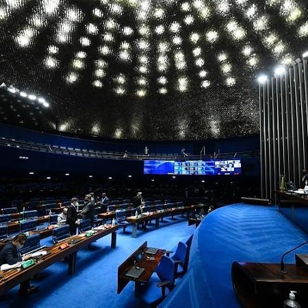 Campanha pró-CPI da pandemia une grupos de renovação e que pediram saída de Dilma - Marcos Oliveira/Agência Senado