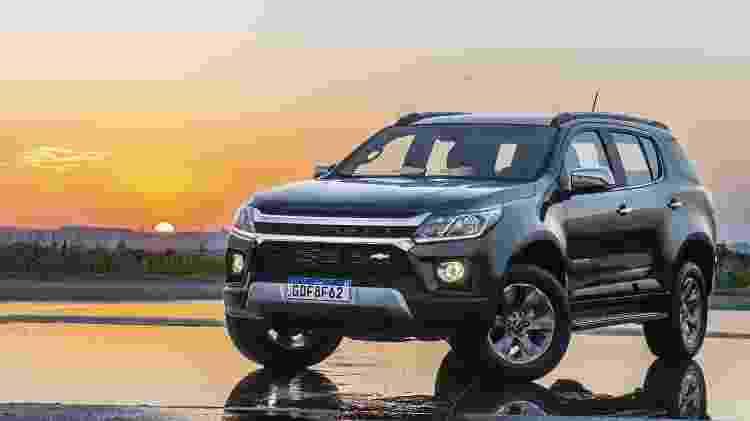 Trailblazer 2 - Foto: Chevrolet | Divulgação - Foto: Chevrolet | Divulgação