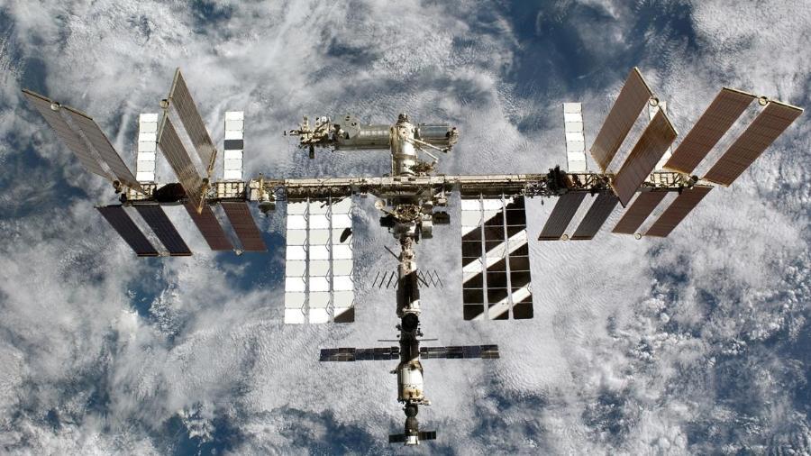 Governo deu a entender que poderia abandonar a Estação Espacial Internacional (ISS) - Nasa/Divulgação