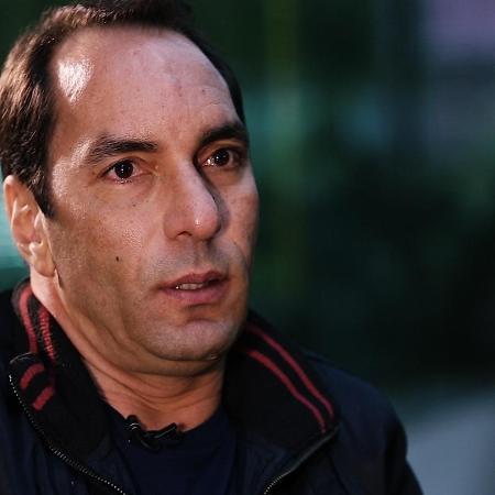 O ex-jogador e comentarista Edmundo  - Reprodução / Internet