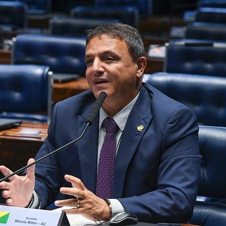 Marcio Bittar (MDB-AC) entregou a primeira versão do parecer final sobre a proposta  -  Agência Senado