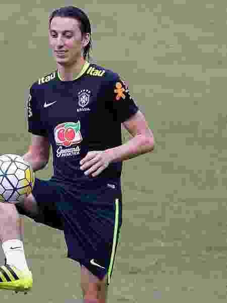 Geromel acabou cortado do jogo desta terça-feira contra a Alemanha - Pedro Martins/MoWA Press