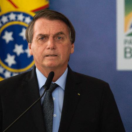 O presidente Jair Bolsonaro (sem partido) - Getty Images