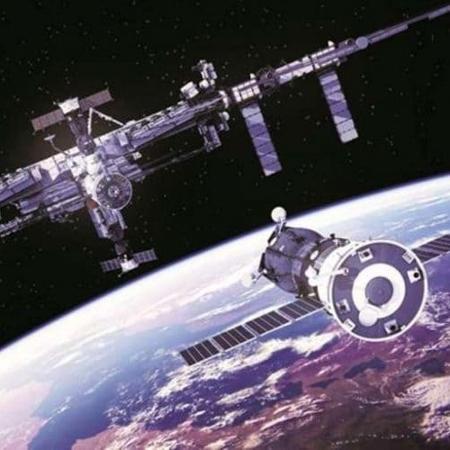 Rússia integra módulo Nauka à ISS - Reprodução