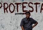 Oposição venezuelana avalia em 92% adesão à greve contra Maduro - FEDERICO PARRA / AFP