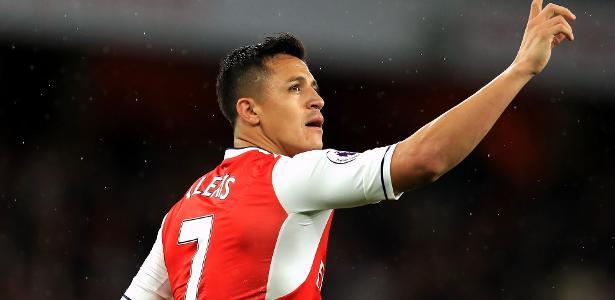 Alexis Sánchez fez grande temporada pelo Arsenal