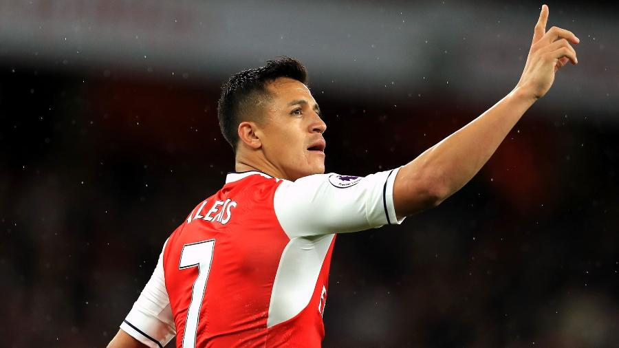 Alexis Sánchez, do Arsenal (Photo by Richard Heathcote/Getty Images) -