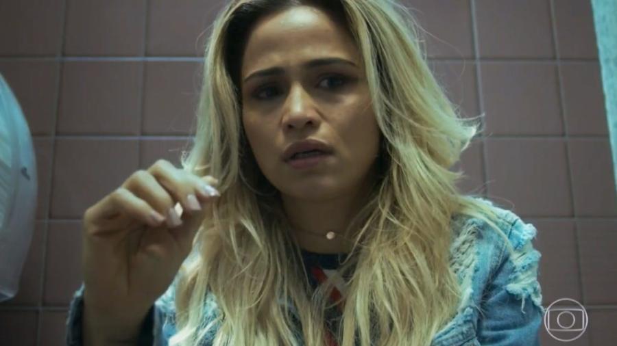 Sandra Helena (Nanda Costa) em Pega Pega (Reprodução/TV Globo). - Reprodução / Internet
