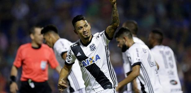 Lucca tem 10 gols marcados no Brasileirão pela Ponte Preta