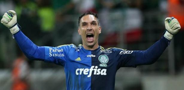 Fernando Prass deve renovar seu contrato até o fim de 2018