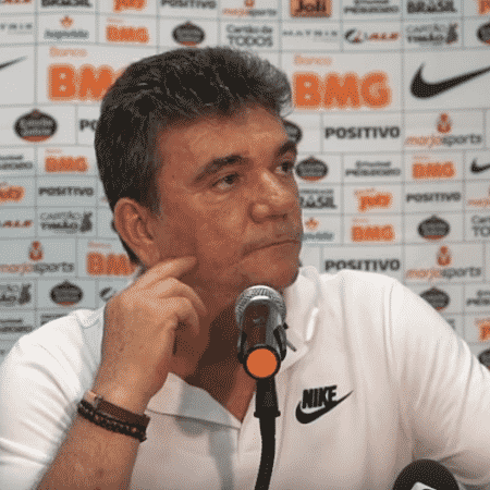 Andres Sanches, presidente do Corinthians - Youtube/TV Corinthians