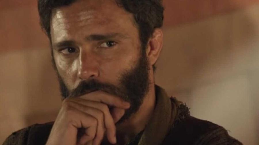 Judá (Thiago Rodrigues) de Gênesis (Reprodução - Record TV) - Reprodução / Internet
