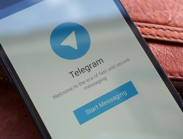 Rússia determina bloqueio do Telegram em todo o país