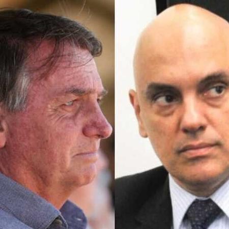Dez ex-ministros assinam manifesto contra ataques de Bolsonaro a Alexandre de Moraes - Montagem/TV Cultura