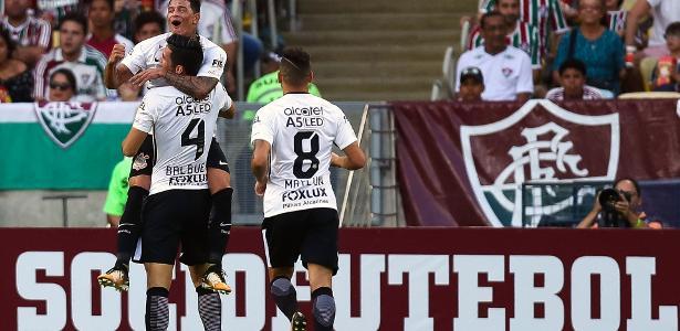 Corinthians voltou a vencer no Campeonato Brasileiro