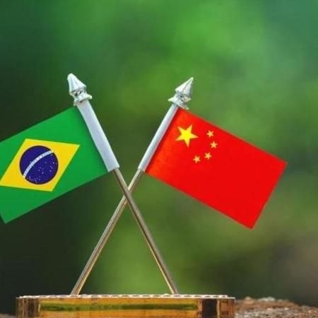 Brasil/China - Foto: startse.com