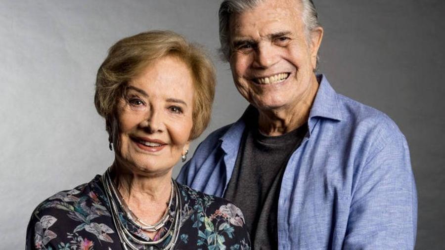 Histórico! Glória Menezes e Tarcísio Meira deixaram a Globo, após 53 anos - Reprodução / Internet