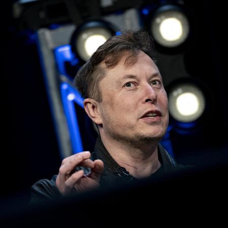 Elon Musk, fundador da SpaceX e CEO da Tesla - Bloomberg