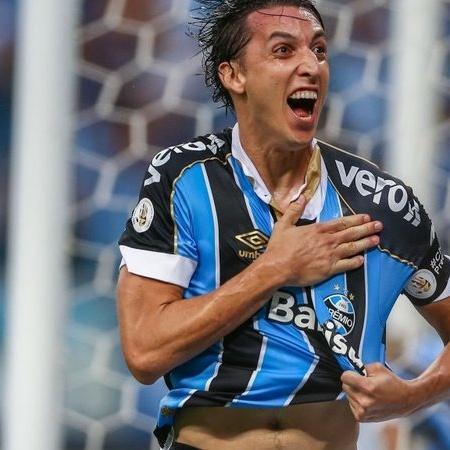 Geromel é capitão do Grêmio - GettyImages
