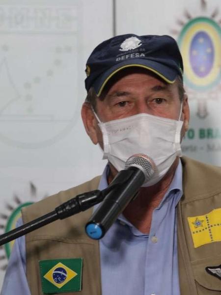 O ministro da Defesa, Fernando Azevedo - DAY SANTOS/JC IMAGEM