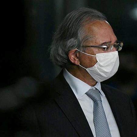 Guedes volta a cobrar do Congresso avanço na tramitação de reformas -  Edu Andrade