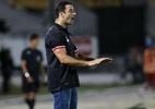 Técnico do Santa Cruz lamenta empate e exalta atuação no segundo tempo - Foto: Bobby Fabisak/JC Imagem