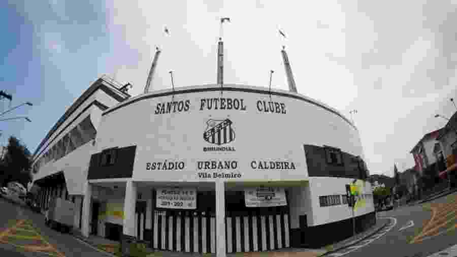 Caso de abuso infantil movimenta o Santos nas últimas semanas - Divulgação/Santos FC