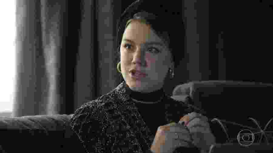 Dalila (Alice Wegman), de A Dona do Pedaço (Reprodução) - Dalila (Alice Wegman), de A Dona do Pedaço (Reprodução)