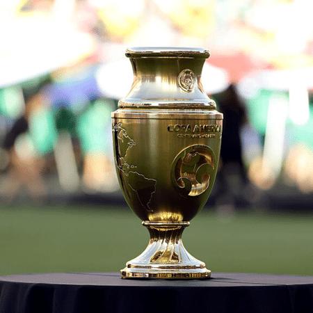 Troféu da Copa América - GettyImages